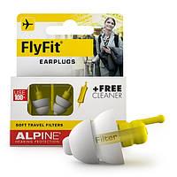 Беруши для полетов / путешествий с фильтром Alpine Hearing Protection Flyfit (New)