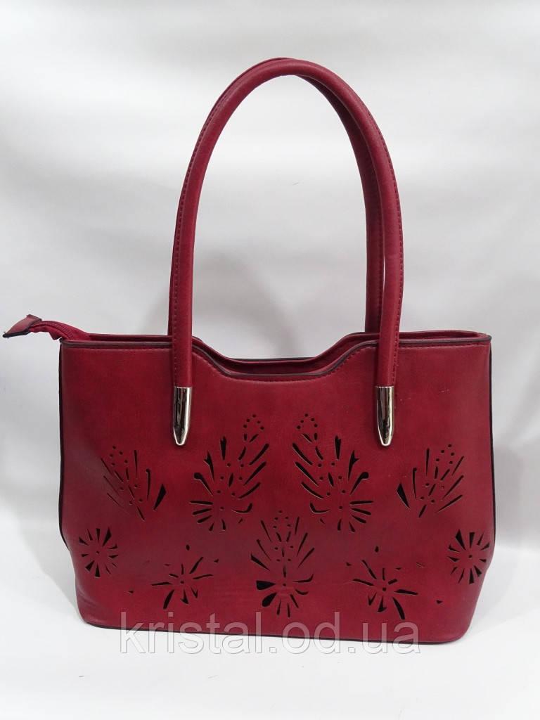 """Жіноча сумка 33*25 див. серії """"Гранд"""" №2562"""