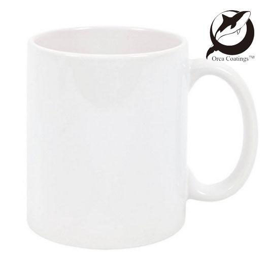 Premium+ (Orca Black) Чашка сублимационная 330мл