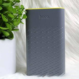 "Внешний аккумулятор Power bank ""Hoco"" B31 20000mAh Серый (Silver)"