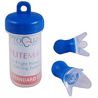 Беруши для самолета / полета с фильтром Proguard Flitemate M