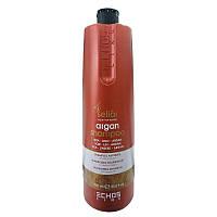 Шампунь для поврежденных волос с аргановым маслом EchosLine Seliar Argan, 1000 мл