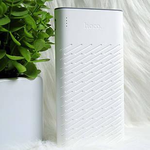 "Внешний аккумулятор Power bank ""Hoco"" B31A 30000mAh Белый (white)"