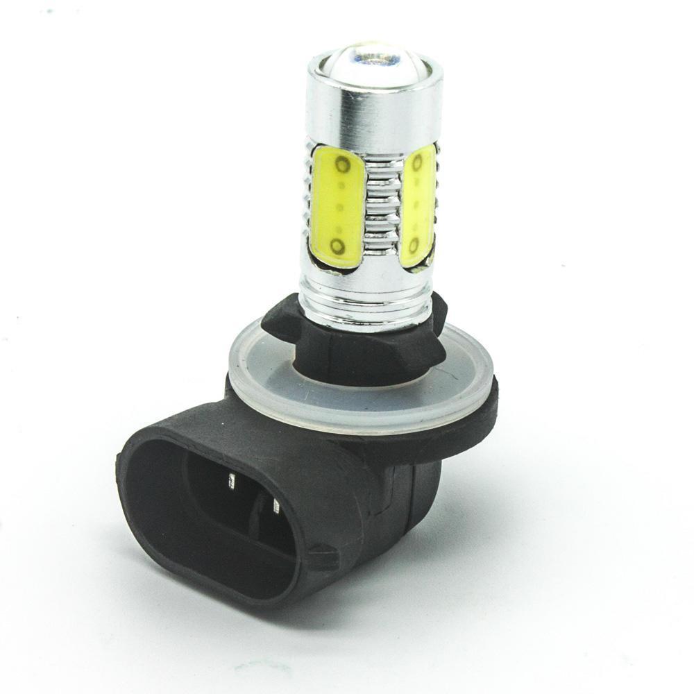 Светодиодная автолампа H27/2 7.5Вт 12V COB High Power