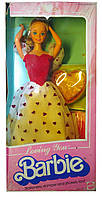 Коллекционная кукла Барби Люблю тебя Loving you Barbie 1983 Mattel 7072, фото 1