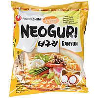 Лапша рамен Neoguri с морепродуктами слабо острая Nongshim 120г