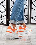 Стильные женские кроссовки сникерсы беккеты, фото 6