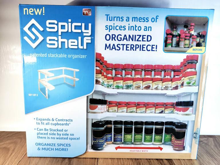 Органайзер для специй или аптечки Spicy Shelf
