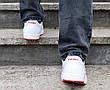 Кросівки кеди чоловічі білі відмінної якості, фото 5