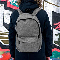 Рюкзак мужской уличный mod.StuffBox GRAY серый, фото 1