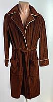 Мужской короткий халат exklusiv размер 50, фото 2