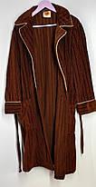 Мужской короткий халат exklusiv размер 50, фото 3