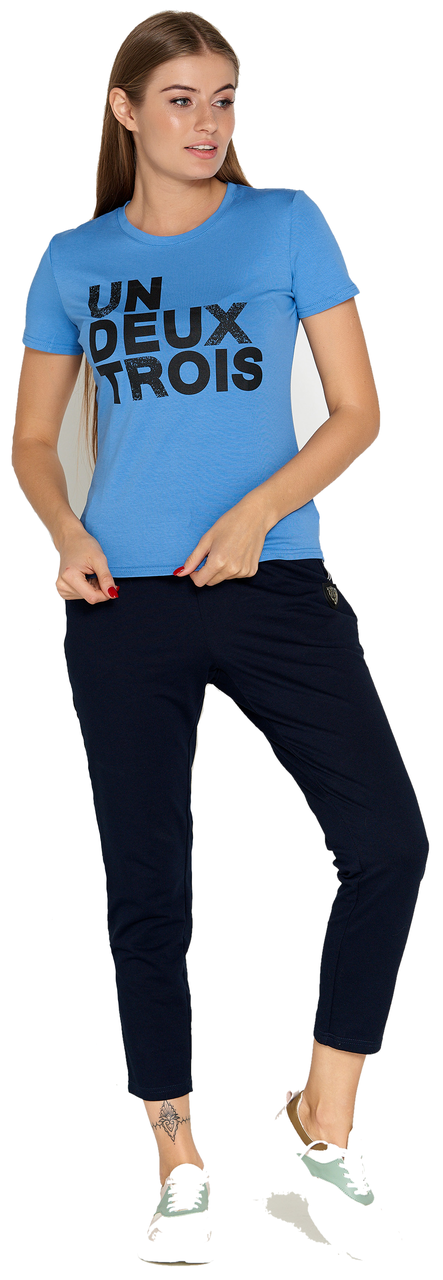 Женская футболка 206