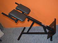 Гіперекстензія регульована, римский стілець MALCHENKO 45°, фото 4