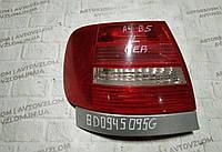 Ліхтар задній лівий для Audi A4 2000 седан 8D0945095G