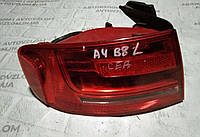Ліхтар задній лівий для Audi A4 2008-11 седан 8K5945095D