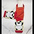 Носки женские Житомир 🐼 в оранжевую полоску размер 35-40, фото 2