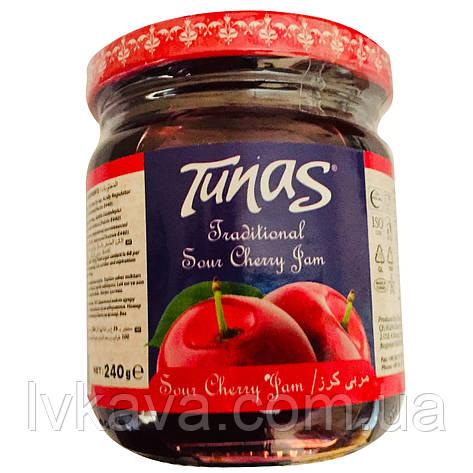 Джем вишневый Tunas , 240 гр, фото 2