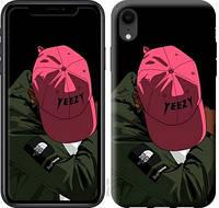 Чехол EndorPhone на iPhone XR Logo de yeezy 3995c-1560, КОД: 935454