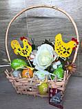 Курочка с петушком на палочках, Пасхальный декор ОПТ/Розница, фото 10