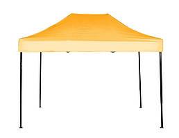 Намети розсувні 3х4.5 м жовті