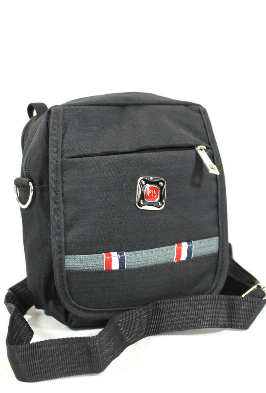 Компактная мужская сумка через плечо 2909