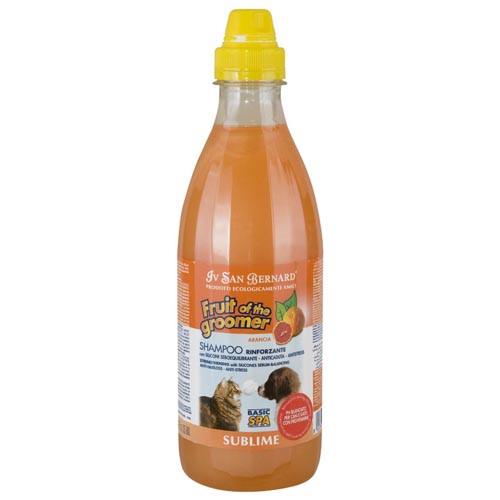 Шампунь Iv San Bernard Orange укрепляющий, с экстрактом апельсина,   30мл
