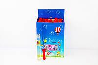 Мыльные пузыри - палочка  24 шт. в коробке   КИЕВ