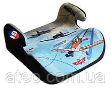 Бустер автокрісла DISNEY Planes F 15-36кг
