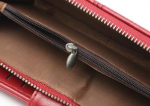 Жіночий гаманець Baellerry (малиновий), фото 2