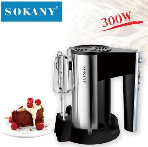 Миксер кухонный Sokany CX-6629-2 300вт