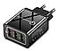 Сетевое зарядное устройство Rock 2.1A на 3 USB +QC3.0, фото 2