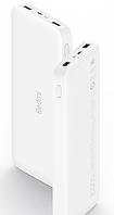Оригинальная батарея Xiaomi Redmi Power Bank 10000 mAh 2xUSB (PB100LZM)  White