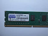 Оперативная память Goodram DDR3 8Gb 1600MHz PC3-12800 (GR1600D364L11/8G) Б/У, фото 2