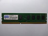 Оперативная память Goodram DDR3 8Gb 1600MHz PC3-12800 (GR1600D364L11/8G) Б/У, фото 1