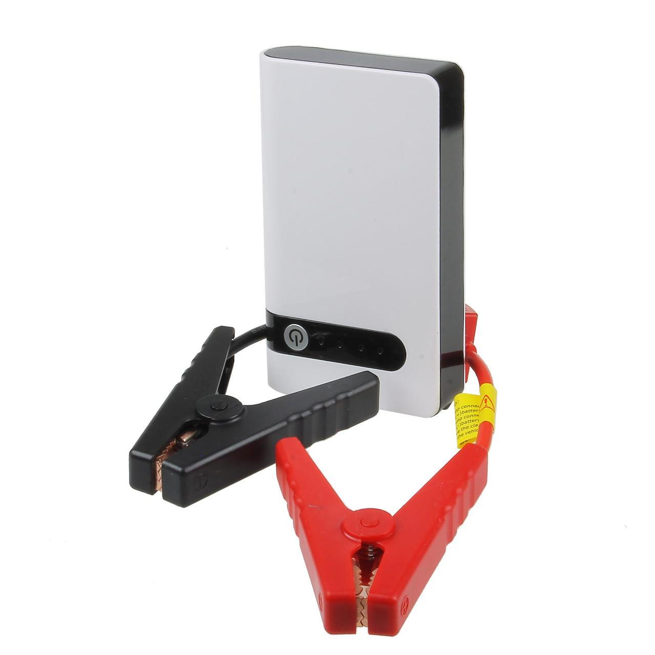 Внешний аккумулятор + автомобильное пусковое устройство MiniMax
