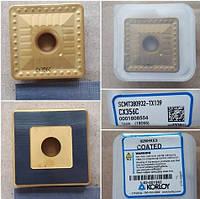 SCMT380932-TX139 CX356C Korloy Original Пластина твердосплавная квадрат