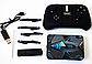 Складной квадрокоптер, селфи дрон S8 с Wi-Fi камерой, фото 2