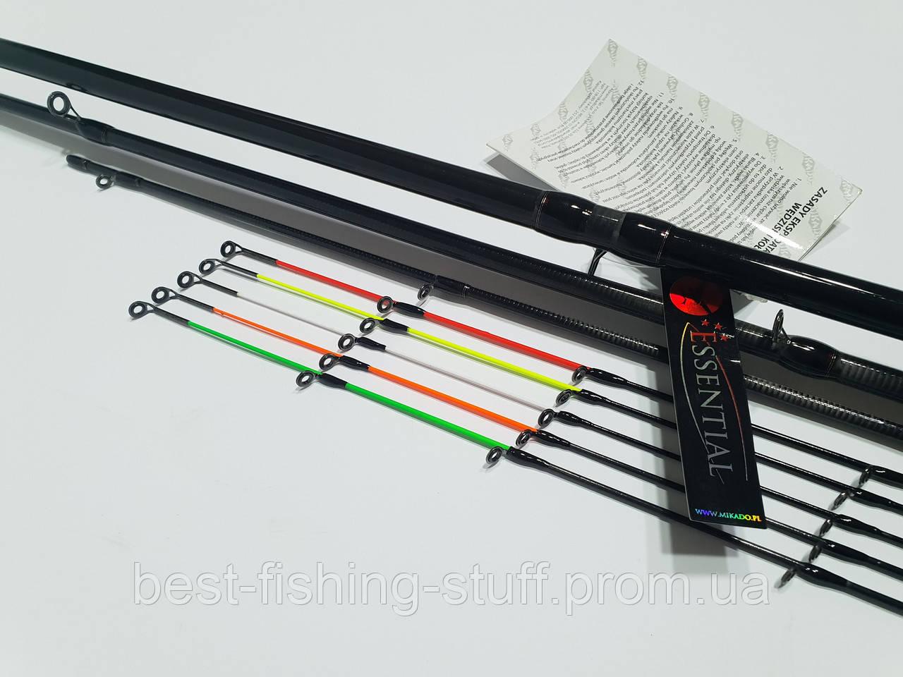 Фидерное удилище Mikado Essential 360 см 110 g