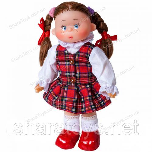 Кукла мягконабивная Яся школьница