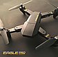 Складаний квадрокоптер, дрон S9 з Wi-Fi-камерою, фото 2