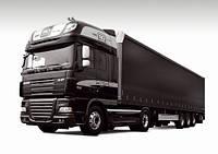 Перевозки грузов собственными тентовыми автопоездами
