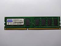Оперативная память Goodram DDR3 4Gb 1600MHz PC3-12800U (GR1600D364L11S/4G) Б/У, фото 1