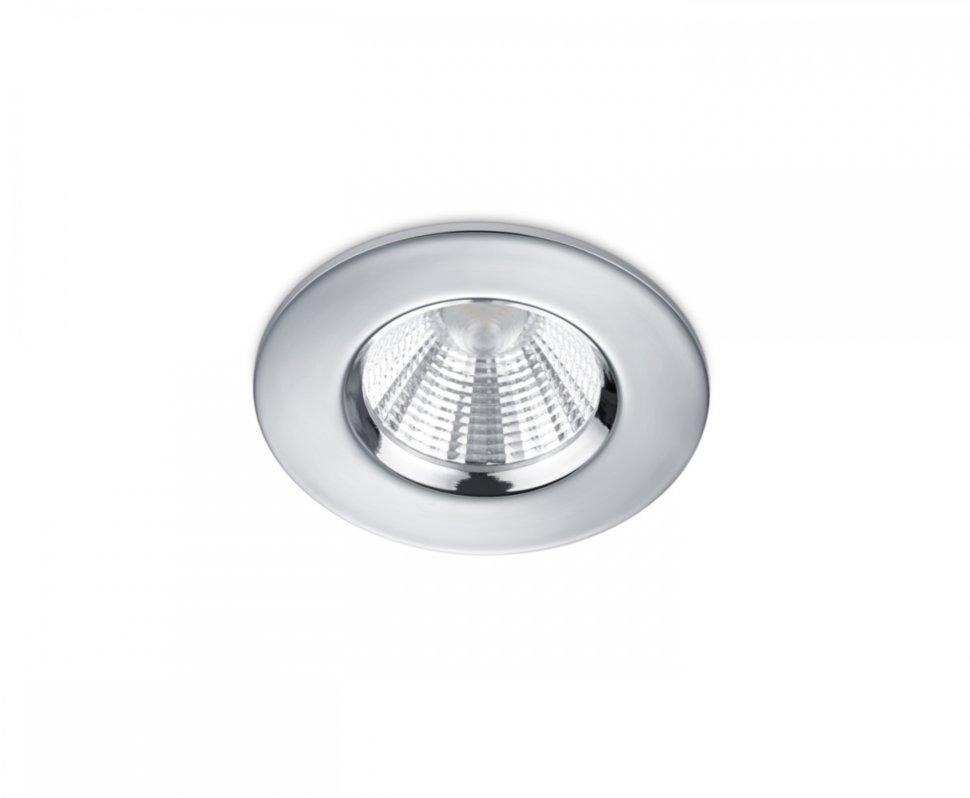 Точечный светильник TRIO Zagros 650710106