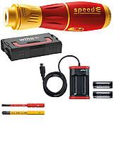 Электрическая отвертка speedE® II Wiha 44318
