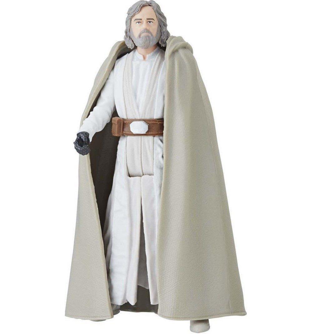 Фигурка Star Wars Force Link 2.0 Люк Скайуокер 11 см. Оригинал Hasbro E1728/E0323
