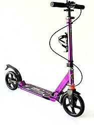 Складной самокат Scooter Urban Sport 116C Bright Violet