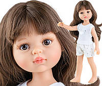 Кукла Кэрол 32 см Paola Reina 13209 в пижаме