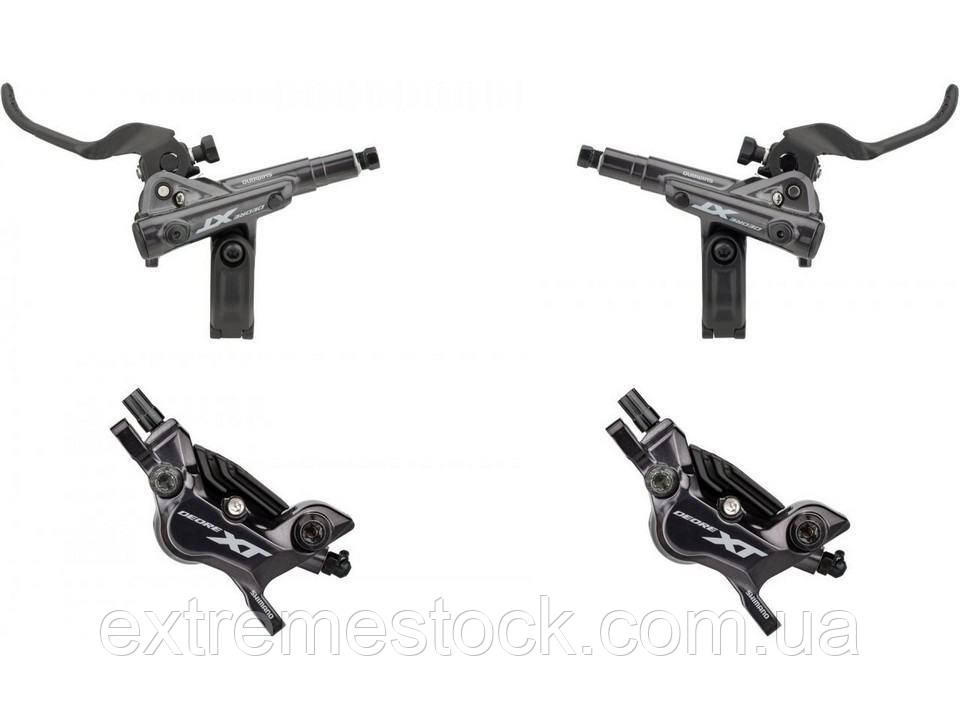 Тормоза Shimano Deore XT BR-M8120, D03S, 900/1600 мм, без упаковки