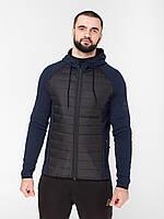 Мужская куртка-ветровка Riccardo VTS Синий DS
